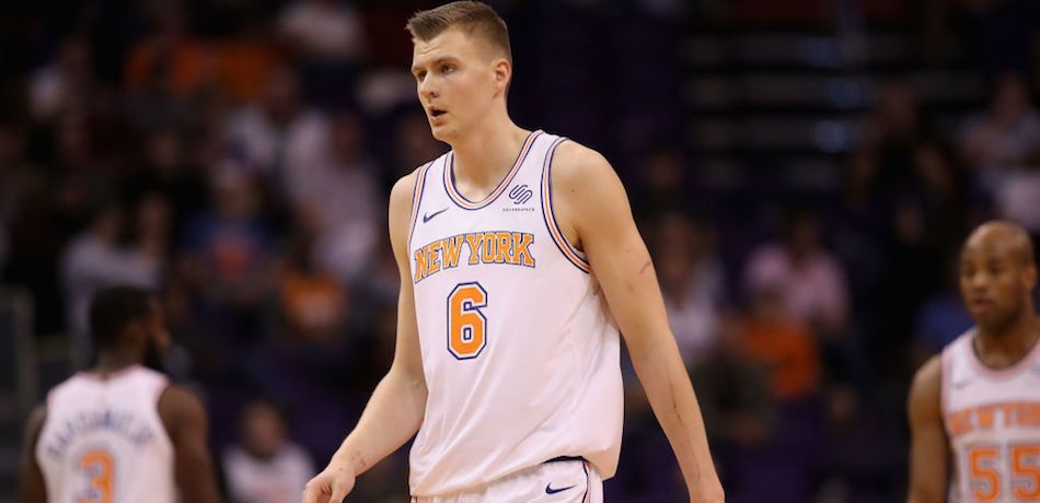 NBA Rumors: Spurs Showing 'Significant Interest' In Acquiring Kristaps Porzingis, Per 'The Ringer'