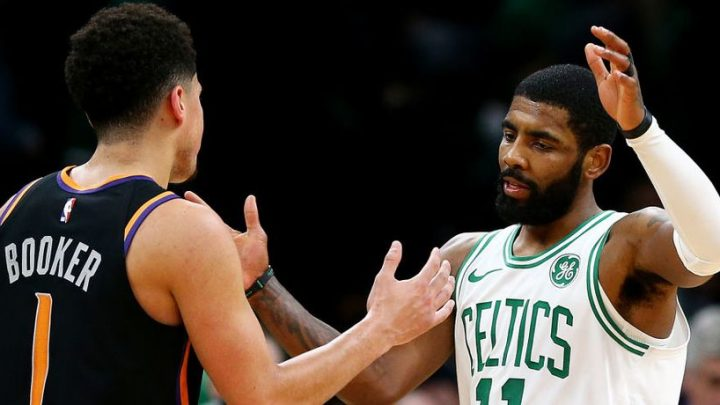 NBA Rumors: Phoenix Suns Reveal Main Reason Why They Didn't Trade For Kyrie Irving During 2017 Offseason