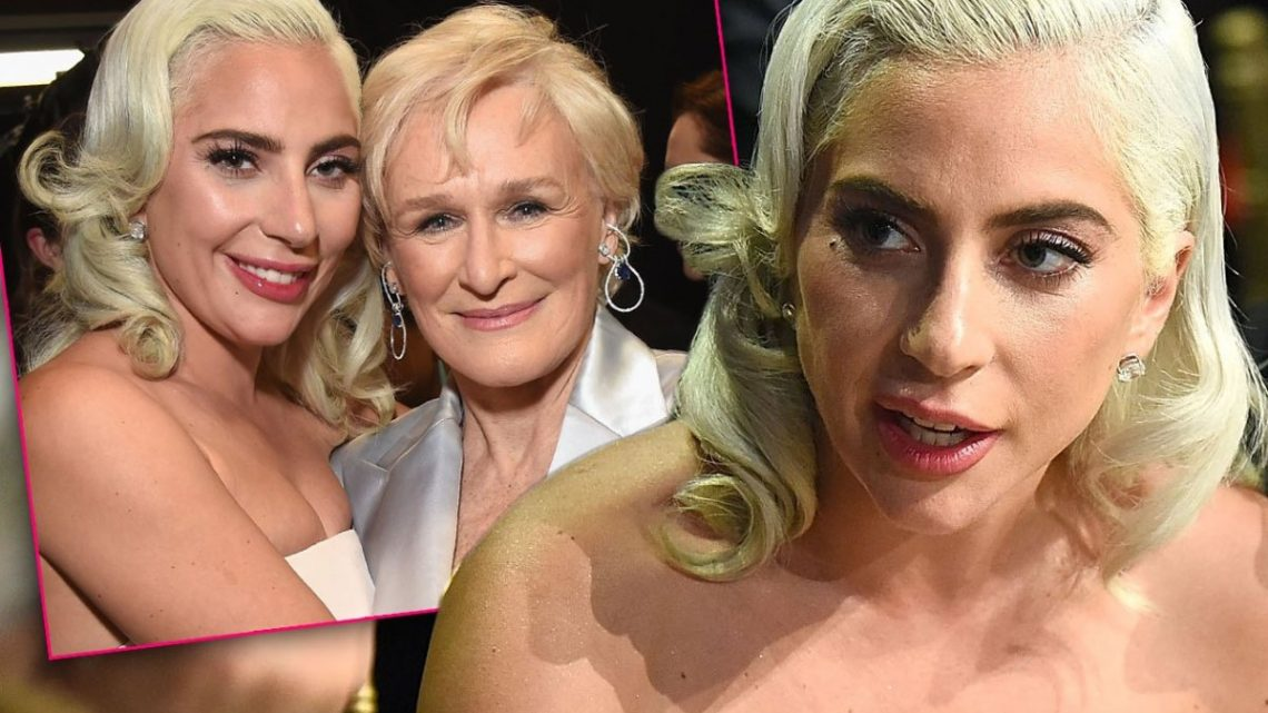 Lady Gaga Ties With Glenn Close At Critics' Choice After Meltdown Over Golden Globes Loss