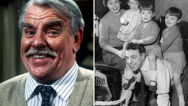 What was Windsor Davies' cause of death, who is the It Ain't Half Hot Mum actor's wife and what TV shows did he star in?