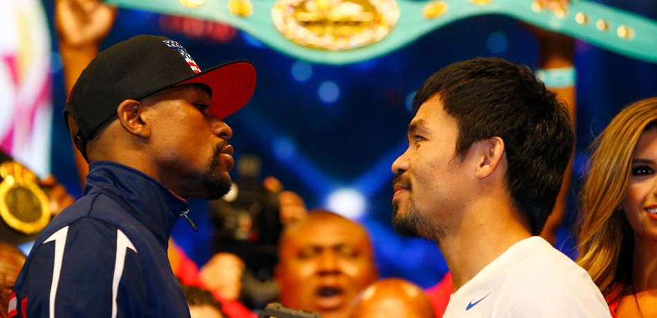Mayweather-Pacquiao Rematch Rumors Make The Rounds After They're Seen At Clippers Game