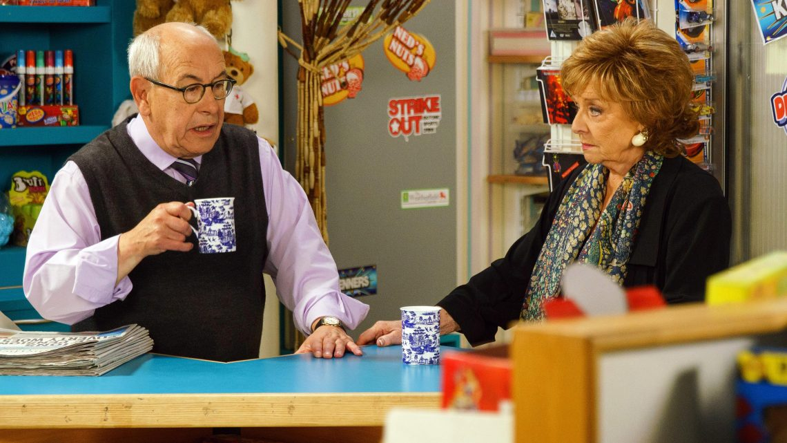 Coronation Street spoilers: Rita Tanner devastated over Norris Cole's plans to sell The Kabin