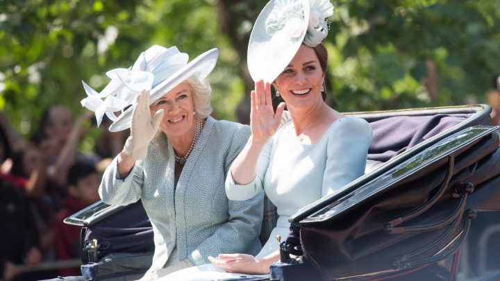 Royal family feared 'Kate Middleton would become the second Camilla' when her and Prince William split