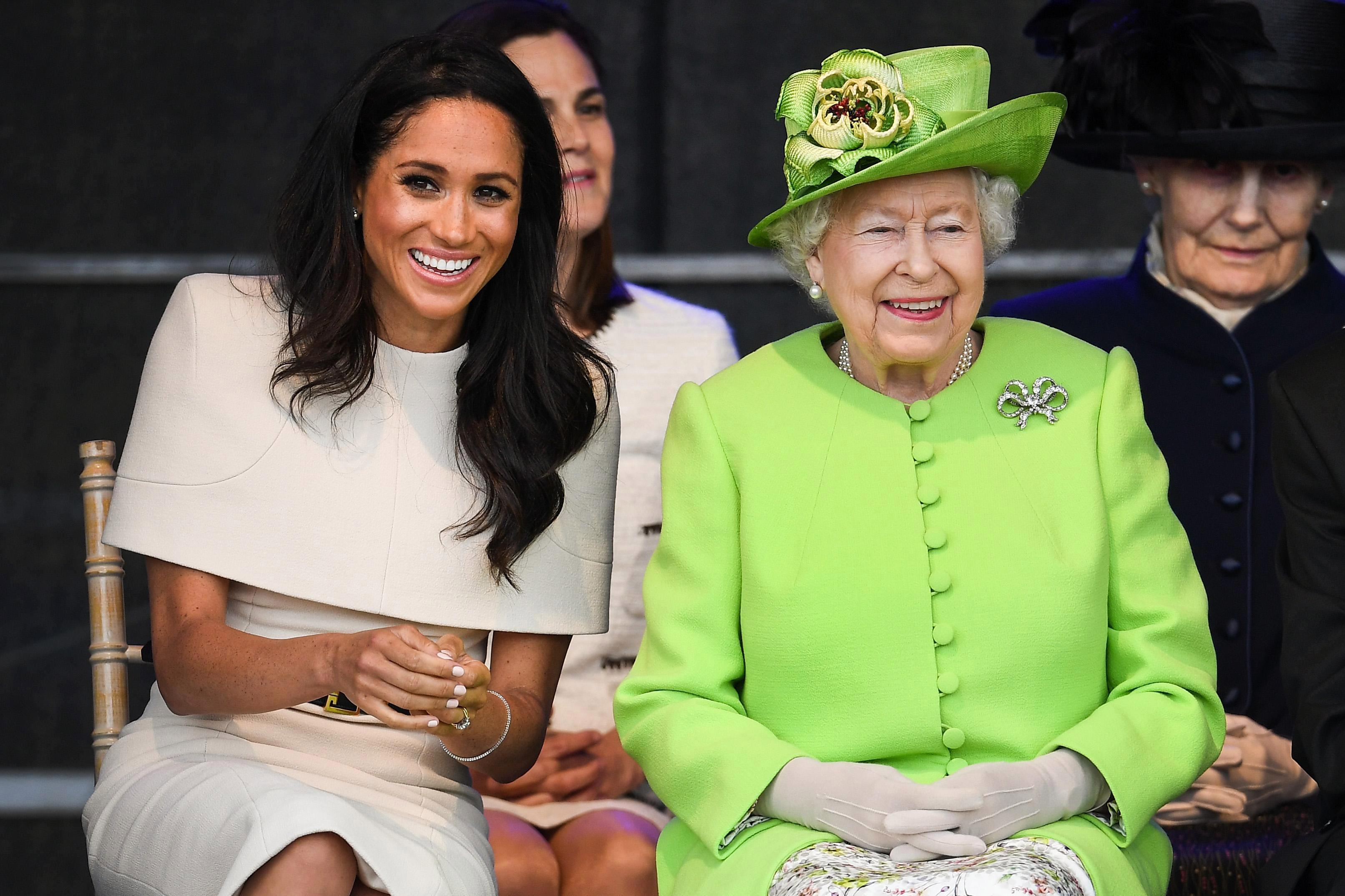 Meghan Markle 'set to become patron of National Theatre' in blessing of confidence from the Queen