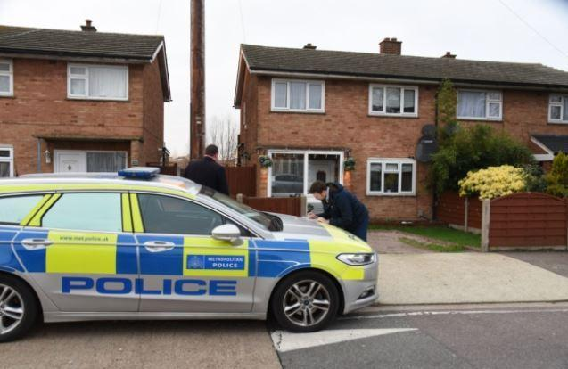 The deaths of a woman and her husband in East London are being treated as a murder-suicide