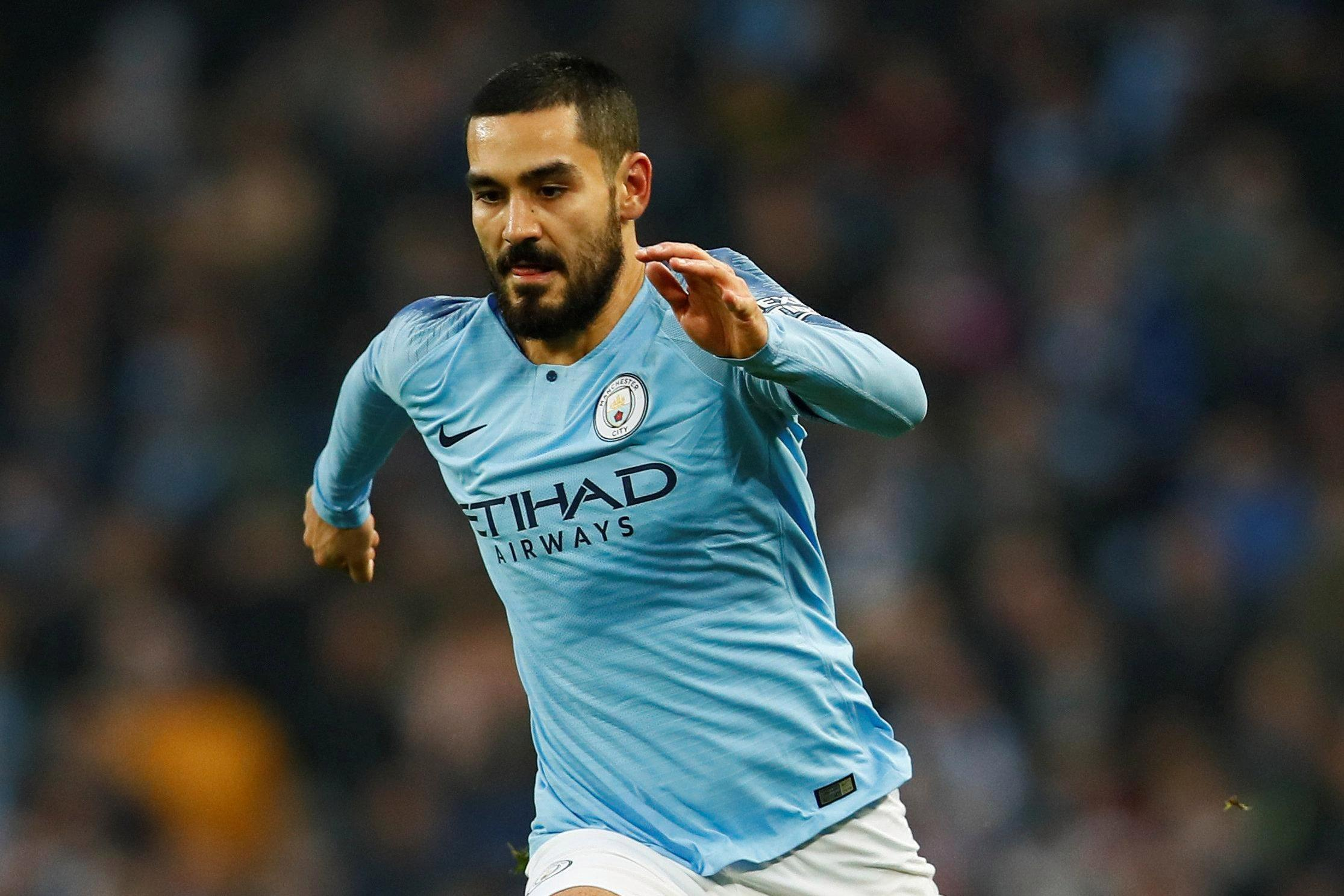Gundogan becomes first player in almost six years to get four assists in one game