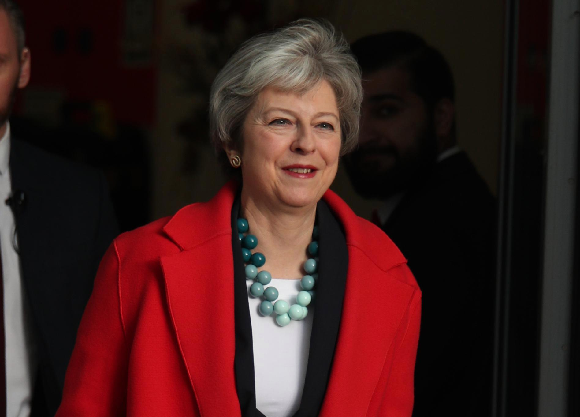 Theresa May faces crushing Brexit defeat on hated deal as rebels plot guerrilla war