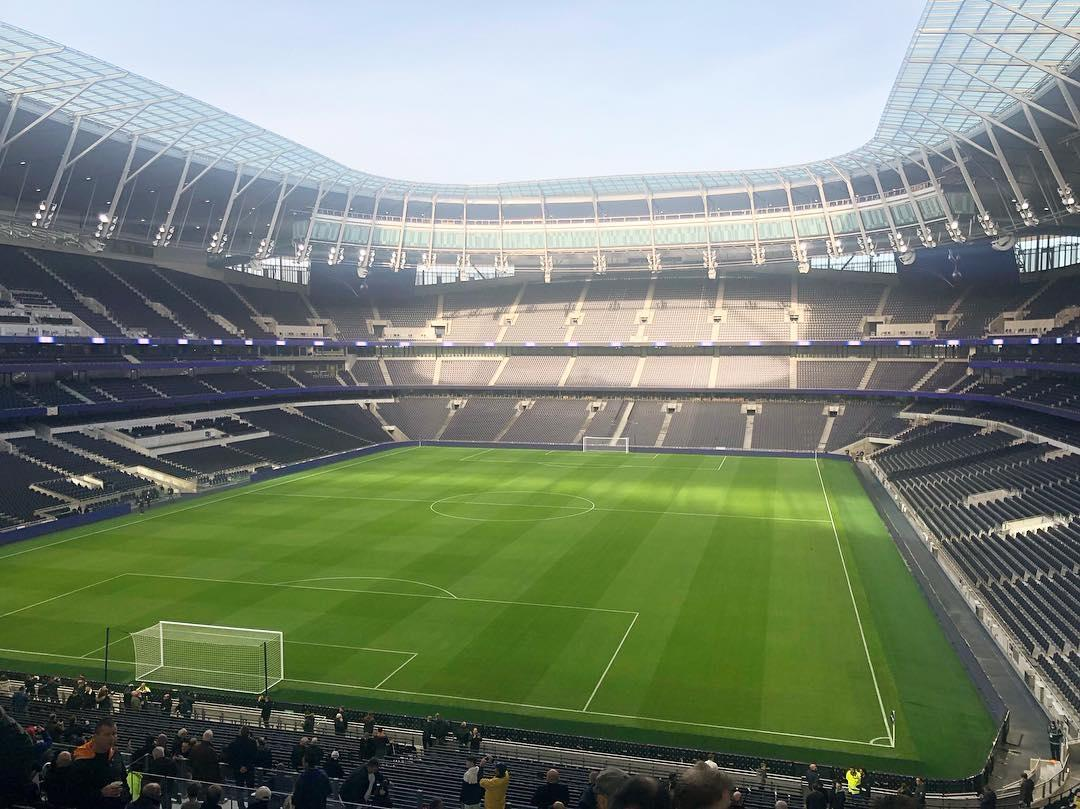 Arsenal fans convinced Spurs won't play them at new stadium because they are scared of losing first ever game to arch rivals