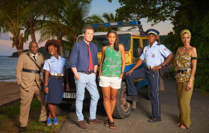 Who are the Death in Paradise guest stars for series 8?