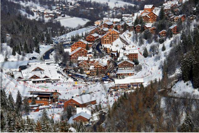 British tourist dies after falling 30ft from ski lift 'while having a heart attack'