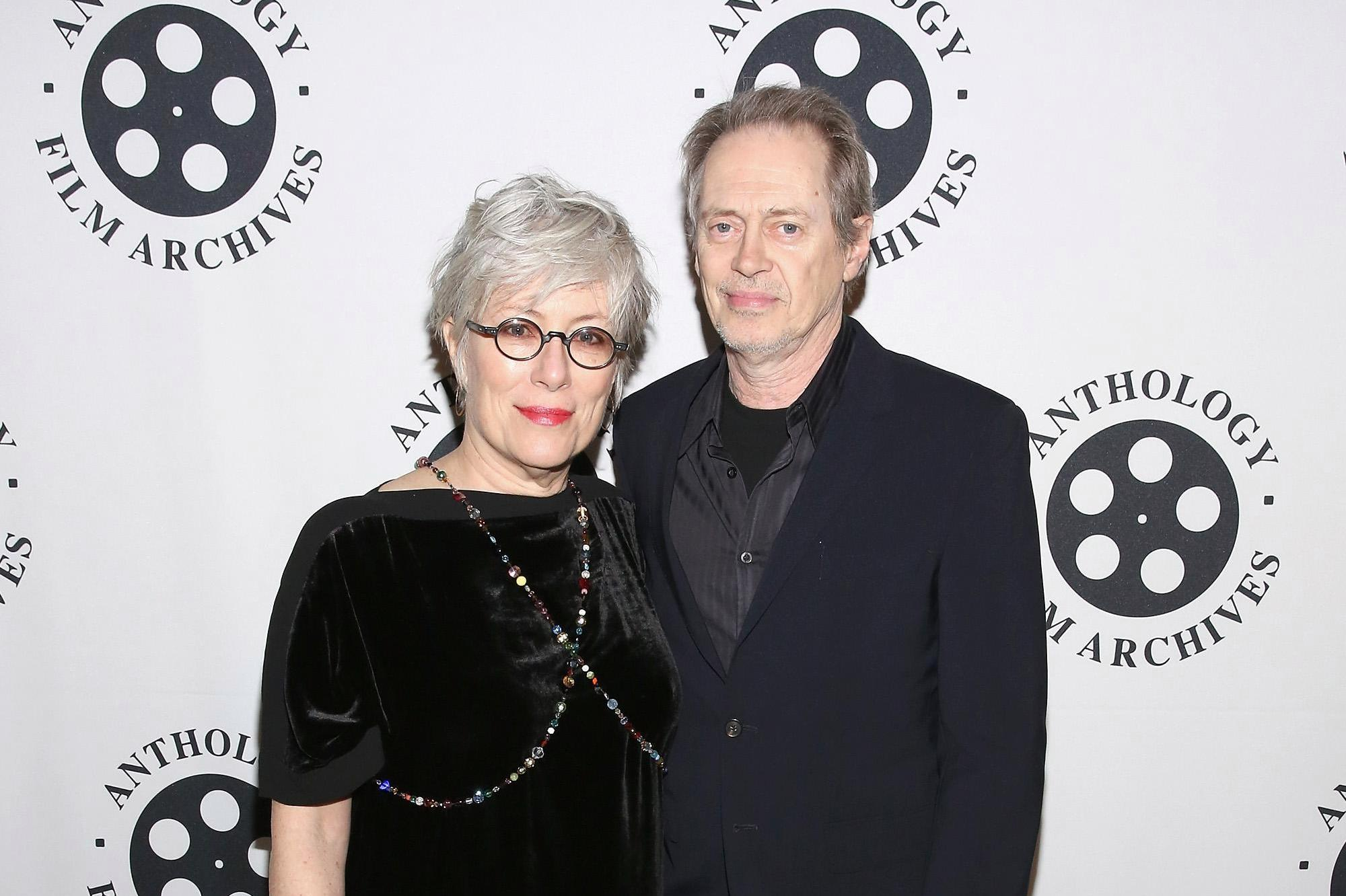 Steve Buscemi's wife dead: Reservoir Dogs star's partner of 30 years Jo Andres dies in New York aged 65