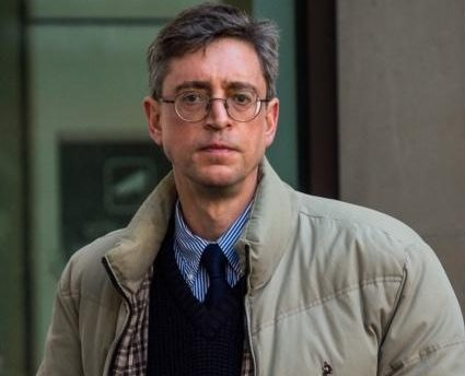 Senior MOJ official faces jail for punching paramedic who helped when he fell down drunk