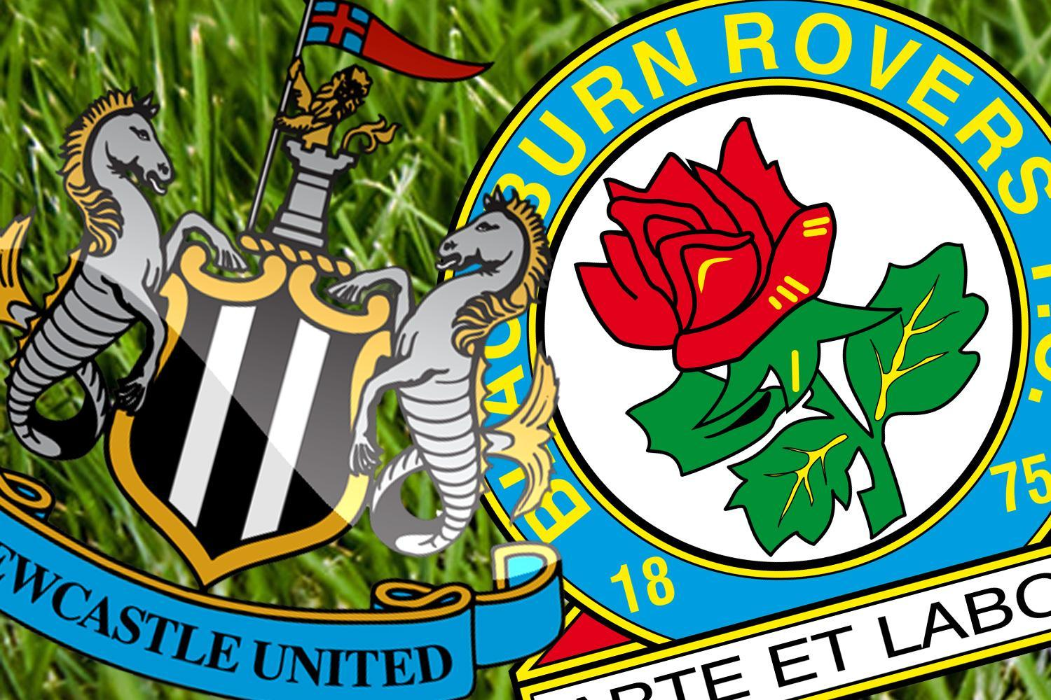 Newcastle 0-1 Blackburn LIVE SCORE: Latest updates and commentary for the FA Cup tie