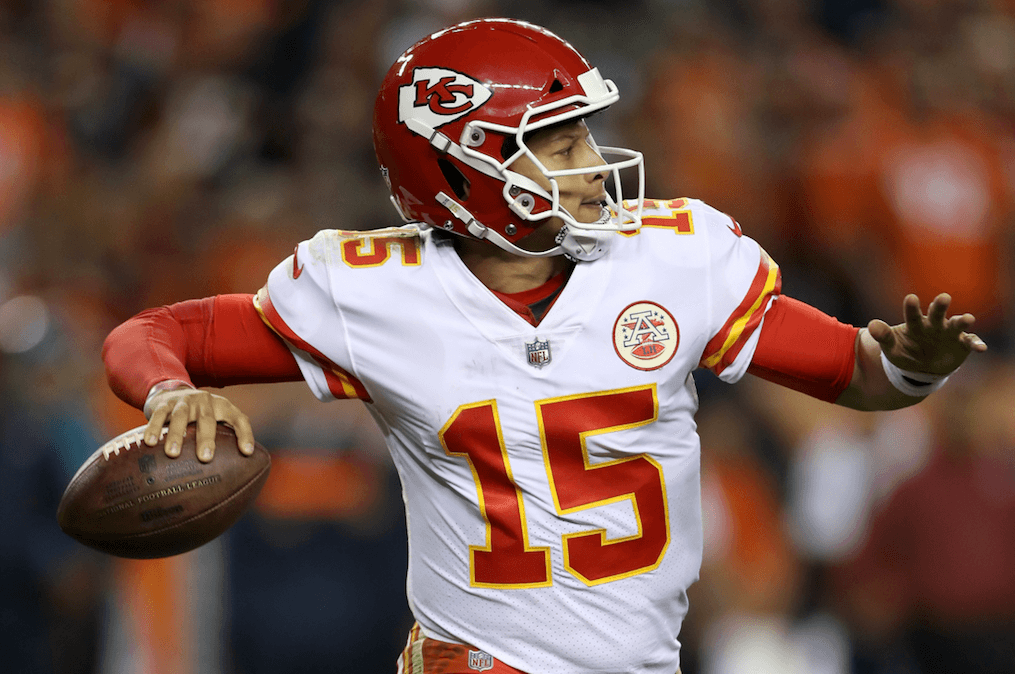 Where Did Patrick Mahomes Grow Up and Go to College?