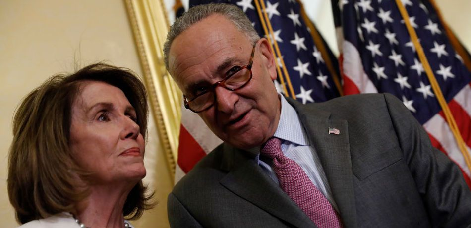Pelosi and Schumer Say Trump's Address To Nation Will Be 'Full Of Malice And Misinformation'
