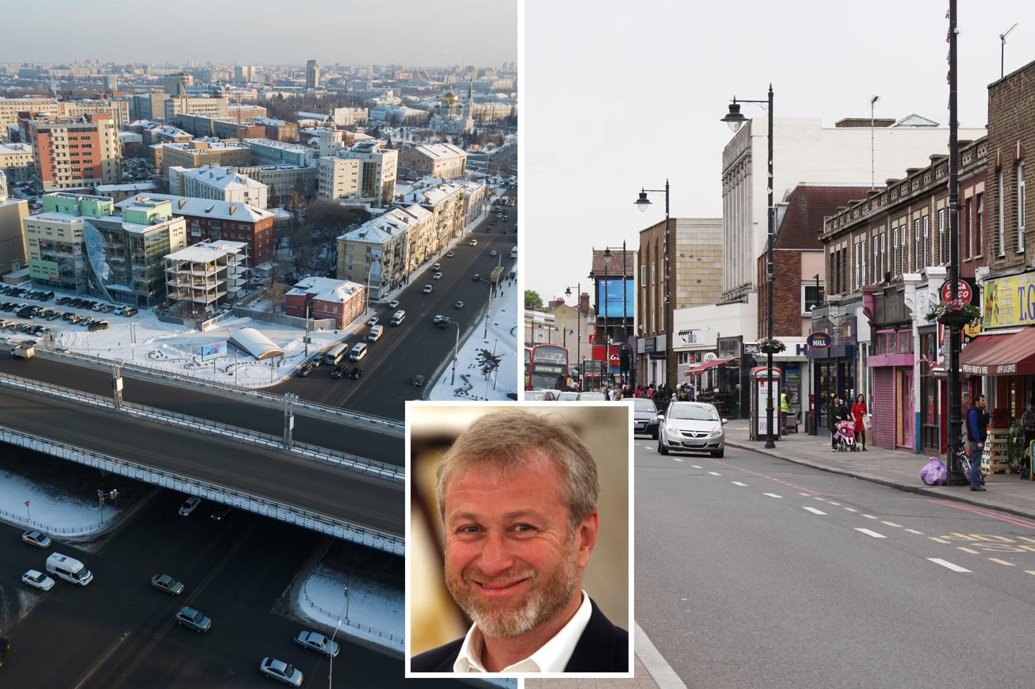 Roman Abramovich branded Tottenham 'worse than Omsk' before buying Chelsea instead