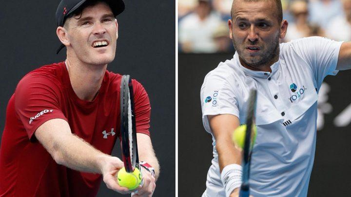 Jamie Murray and Dan Evans risk British tennis civil war following doubles spat