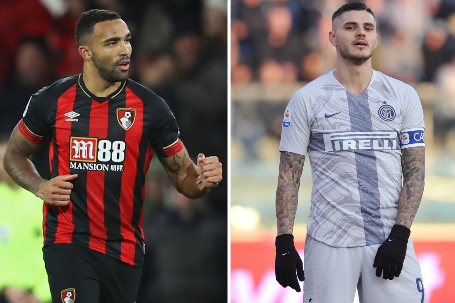 Goal-shy Chelsea hit with double setback in pursuits of Icardi and Wilson