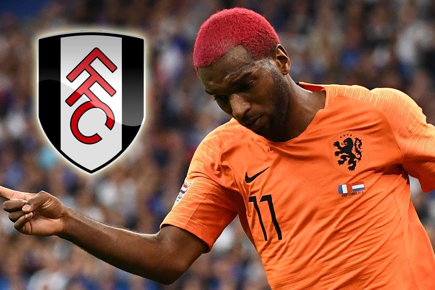 Former Liverpool flop Ryan Babel to join Fulham on six-month loan