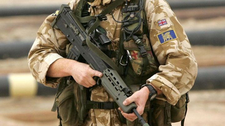 War veterans with PTSD given £25m in compensation in 7 years