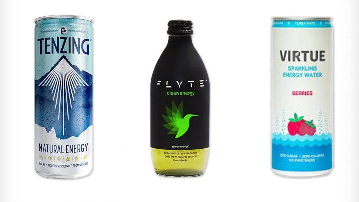 These energy drinks claim to be a healthy option which give you a much needed perk in dark days of winter