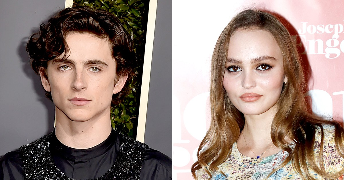 Timothee Chalamet Dodges Questions About Lily-Rose Depp Like a Pro