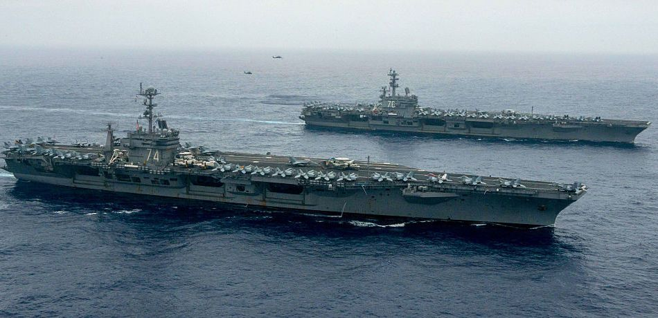 U.S Sailors Holding Heathen Norse Religious Ceremonies On Board Navy Ships