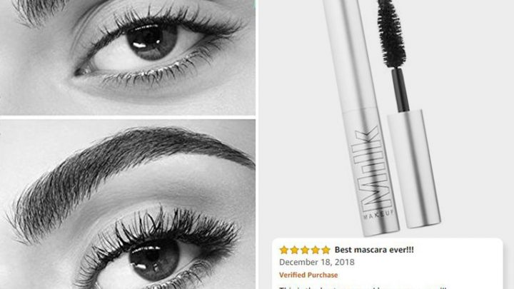 Mascara that contains CANNABIS oil is launching in UK – and fans claim they're 'hooked for life' after using it