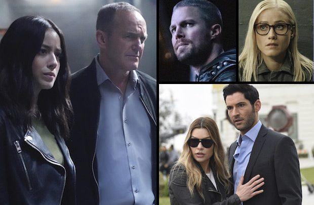 Matt's Inside Line: Scoop on Lucifer, S.H.I.E.L.D., Arrow, Magicians, NCIS, #OneChicago, Supernatural and More