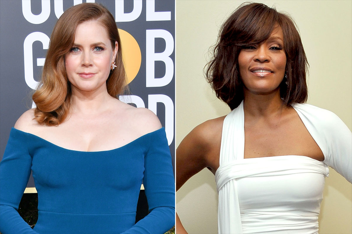 Whitney Houston Came Into the Gap When Amy Adams Was Working There — and Adams Annoyed Her