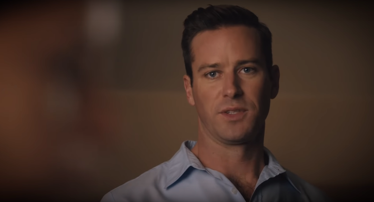How 'On The Basis Of Sex' Taught Armie Hammer To Be A Better Husband & Father