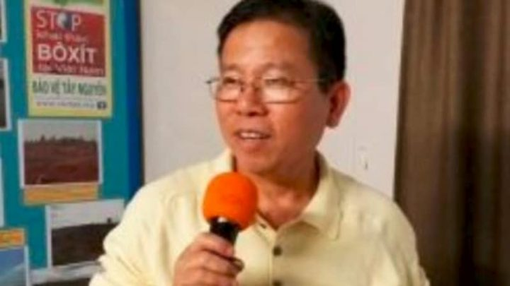 Vietnam reportedly detains Australian activist
