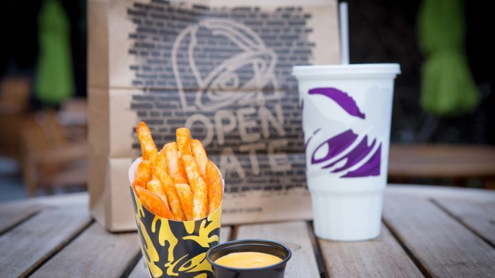 Taco Bell's Nacho Fries Are BACK — And You Can Score Them For Free