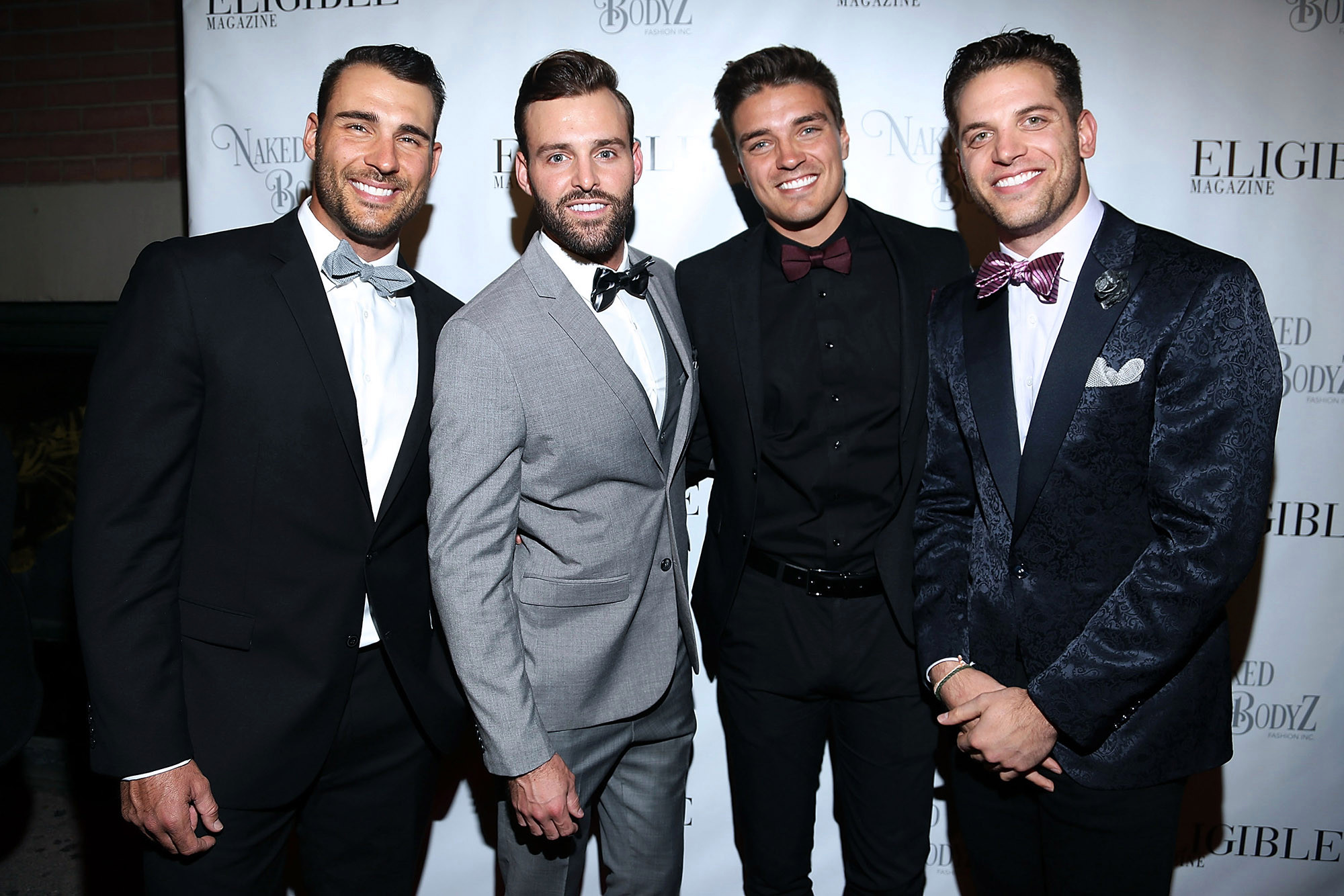 How 'Bachelor' men get dressed: Suit swaps, shopping sprees and more