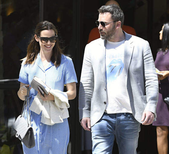 Ben Affleck And Jennifer Garner Sold Their Pacific Palisades Compound To Adam Levine