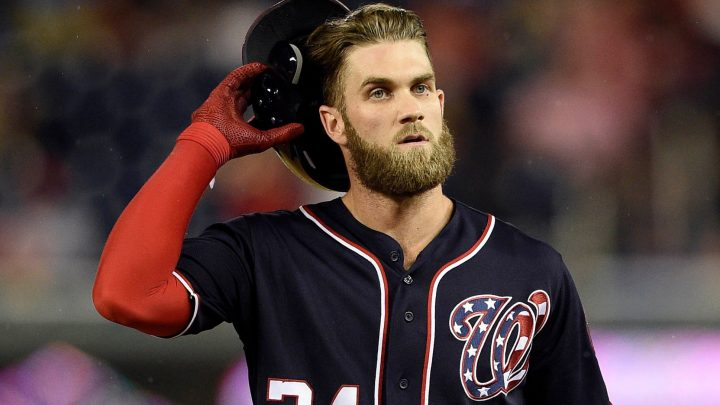 Bryce Harper momentum builds after long Phillies sit-down