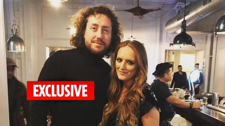 Dancing On Ice's Ryan Sidebottom's new is married mum who still lives with her husband