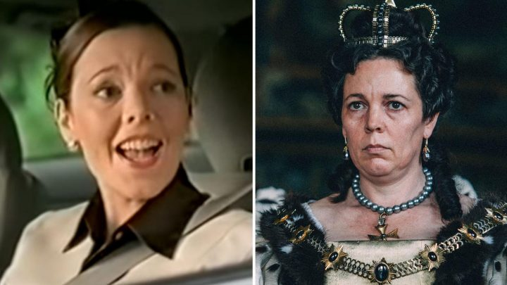 Oscar nominee Olivia Colman reveals AA advert 'cost her work' after it ran for a year non-stop