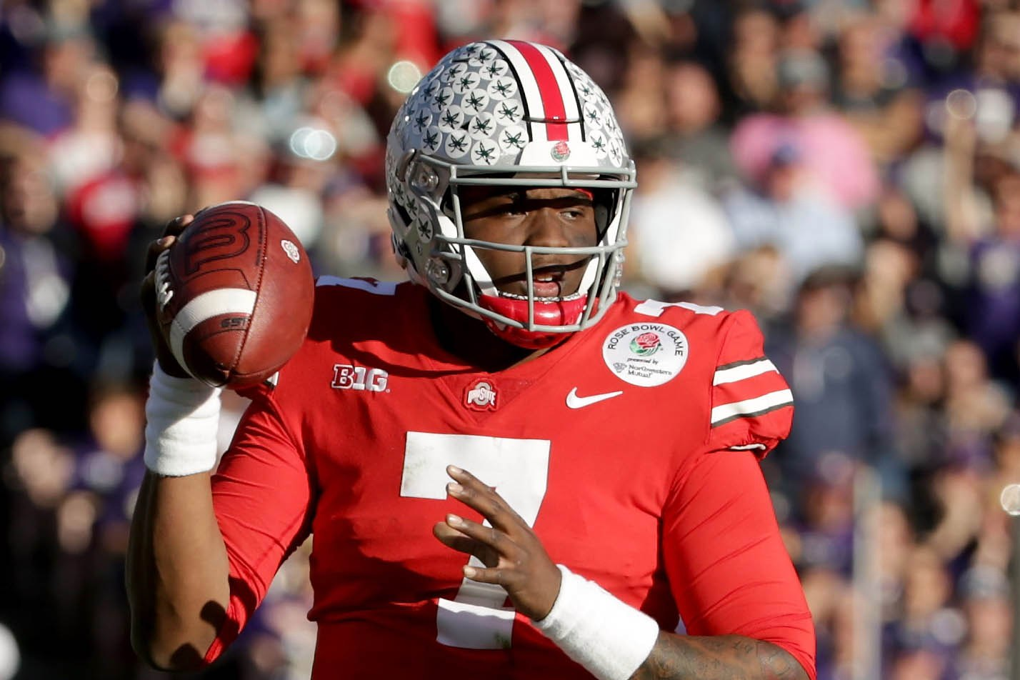 Dwayne Haskins enters draft, and Giants have QB decision to make