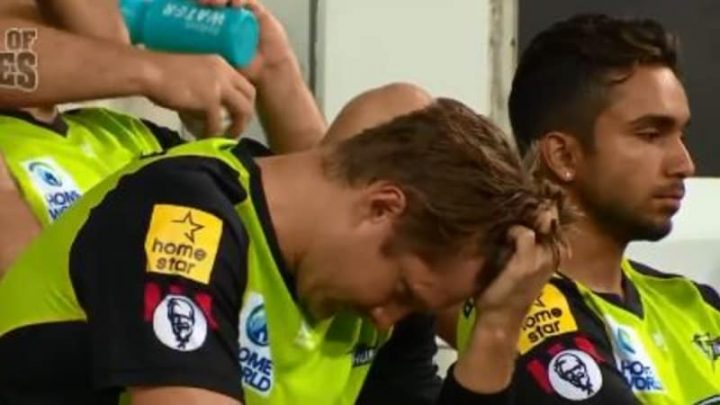 Watson feels the pain as Thunder lose fairly and squarely this time