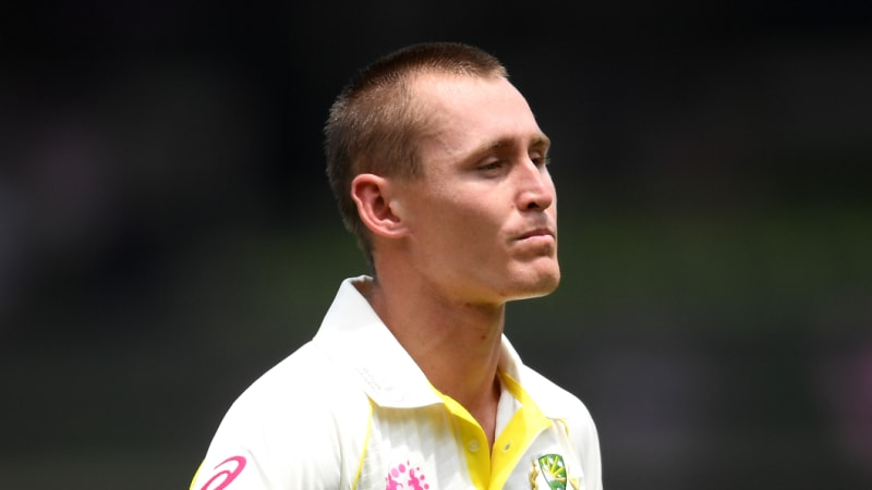 Marnus Labuschagne keen to have another crack at No.3 on home turf