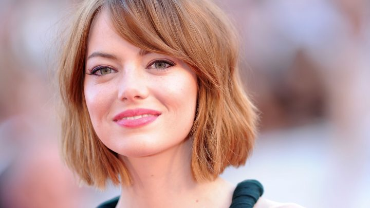 Emma Stone Just Dyed Her Hair Brown and Looks SO Freaking Different
