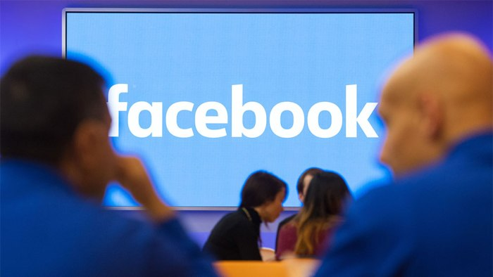 Facebook Shares Rise on Better-Than-Expected Holiday Quarter Earnings