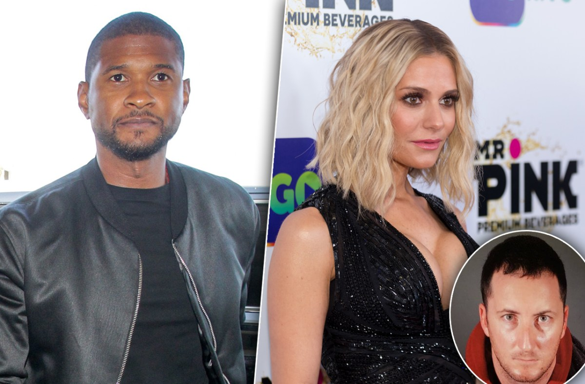 Fake Real Estate Buyer Accused Of Stealing From Usher, 'RHOBH' Star Dorit Kemsley