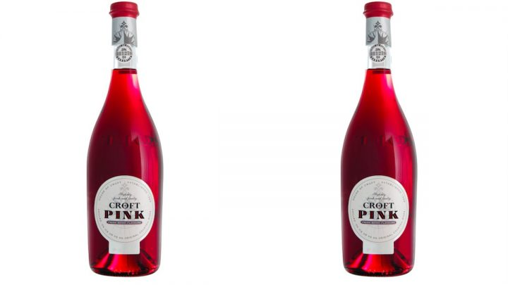 Croft Pink's Rose Port Is The Prettiest Sip To Compliment Any Valentine's Day Plans
