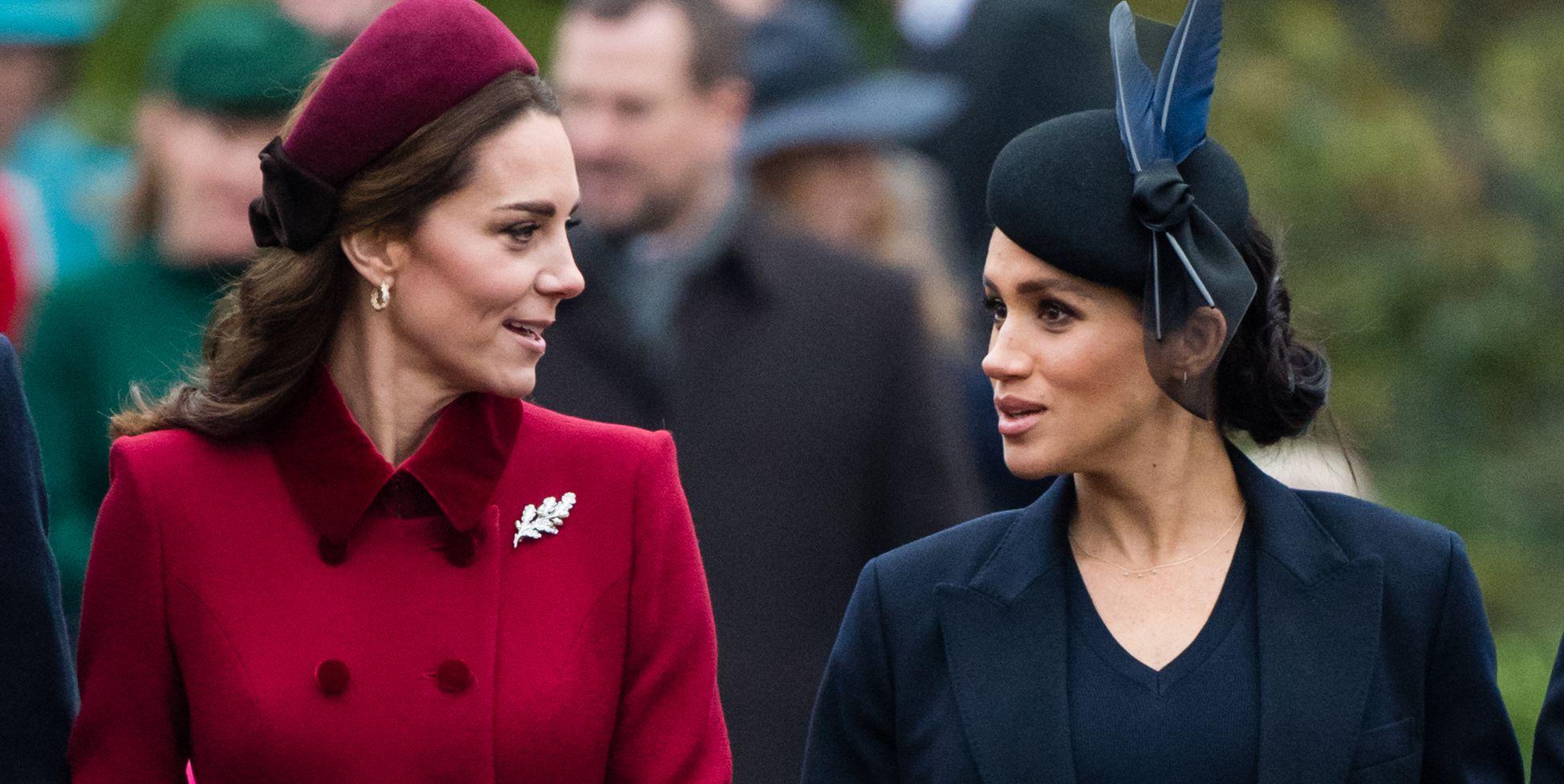 Here's Why Kate Middleton Probably Isn't on Meghan Markle's Godparent Short List
