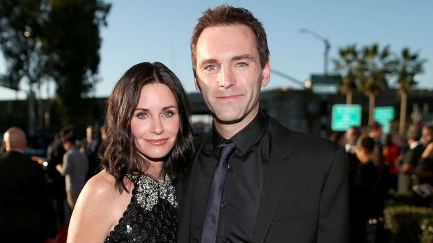 "Courteney Cox on Her Relationship with ""Partner"" Johnny McDaid"