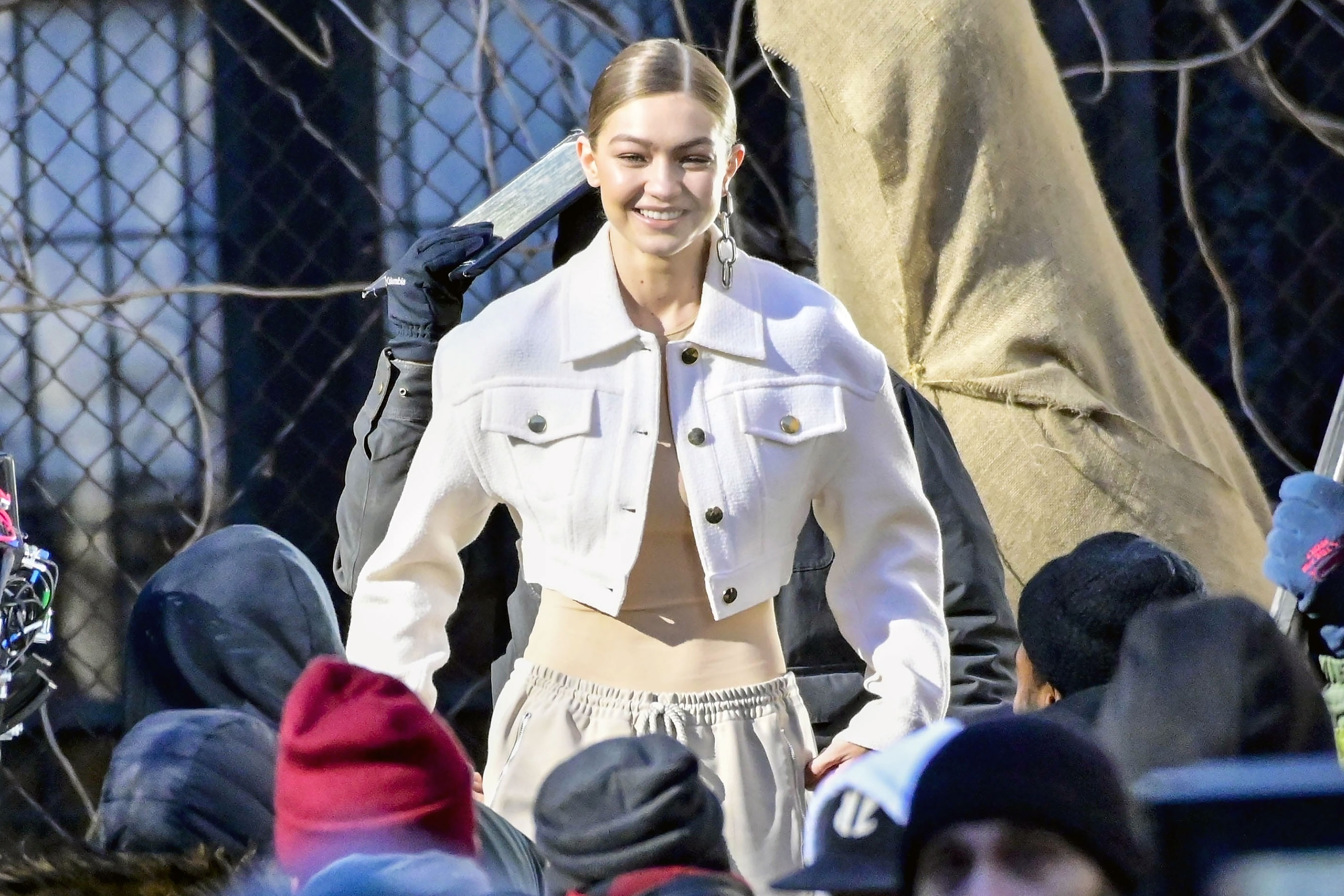 Gigi Hadid Gets to Work in N.Y.C., Plus Matthew McConaughey, Justin Timberlake & More
