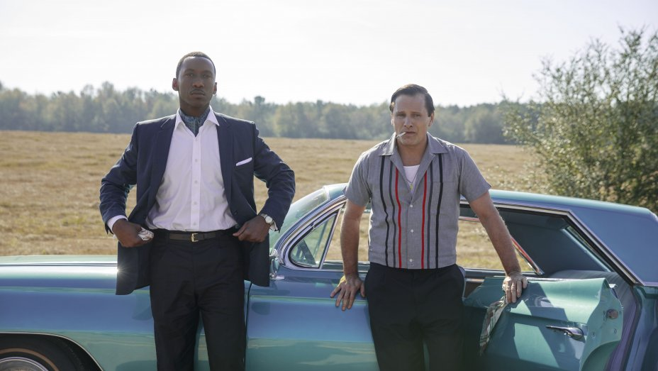 'Green Book' Wins Golden Globe for Best Screenplay, Motion Picture