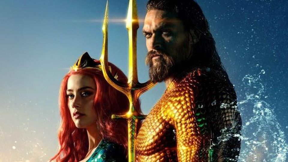 'Aquaman' Rules Again, But Box-Office Down 15 Percent Compared to Last Year
